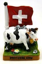 Vache Cloche Drapeau Poly Prêt Modèle, Souvenir Suisse Suisse