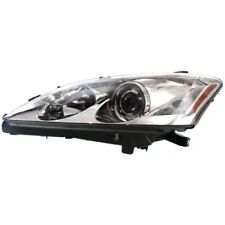 For ES350 07-09, Driver Side Headlight, Clear Lens