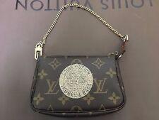 Authentic Louis Vuitton Trunks Bags Limited Edition Monogram Mini Pochette