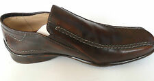 Loafers 100% Leather Slip On Casual Shoes for Men