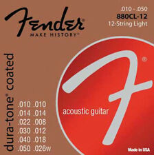 Fender Dura-Tone 880 Akustik 12-String CL (010-050)