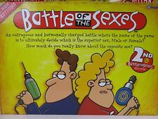 Battle of the Sexes 2nd Edition Board Game, Used - Excellent Condition