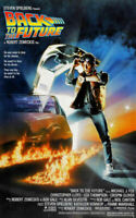 "Back to the Future ( 11"" x 17"" ) Movie Collector's Poster"