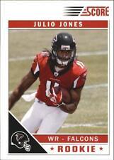100x Lot 2011 Score #351A Julio Jones RC Falcons