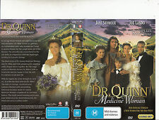 Dr Quinn:Medicine Woman-1993/98-TV Series USA-Complete Season Three-8 Disc-DVD