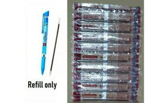 50 Cello Butterflow Ball Pen Refill BLACK | For cello Butterflow Ball Pen