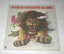DON HARRISON BAND VINYL-LP s/t ATLANTIC 1976 ROCK CCR CREEDENCE