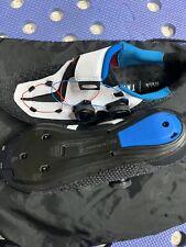 NEW 2019 Fizik Transiro Infinito R1 Knit Carbon Triathlon Bike Shoes Size 6