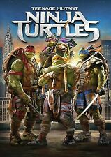Teenage Mutant Ninja Turtles: 1******* DVD NEW Action, Adventure **NOW SHIPPING