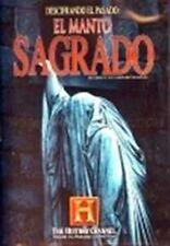 El Manto Sagrado DVD Pelicula Documental Cristiano En Espanol NEW