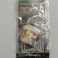Disney DS - Countdown to the Millennium Series #9 The Aristocats Pin