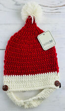 San Diego Hat Co  Toddler Knit Beanie Santa Christmas fits 1-2T New With Tags.