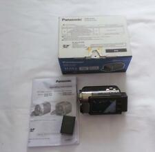 PANASONIC SDR-H101 SD/HDD HYBRID VIDEO CAMERA WITH 80GB (HDD)