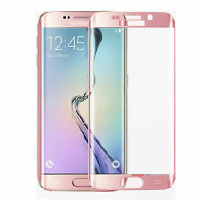 For Samsung Galaxy S7 Edge S8 S9 Temper Glass Full Cover Curved Screen Protector