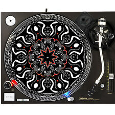 Portable Products Dj Turntable Slipmat 12 inch - Africa Jungle
