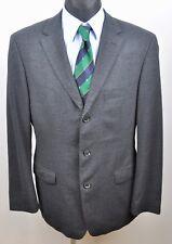 HUGO BOSS Men's Blazer STRETCH UK 40 Coat Grey Jacket Suit EUR 50 Sakko Jacke
