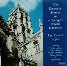 Paul Derrett (Organ) - The Doncaster Schulze, St Georges's Doncaster) (CD 2010)