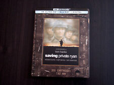 saving private ryan 4k uhd blu-ray steelbook best buy exclusive lot fun movie