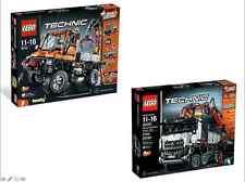 Lego ® Technic Set Mercedes 8110 + 42043 Unimog U 400+ Arocs 3245 NOUVEAU neuf dans sa boîte New En parfait état, dans sa boîte scellée