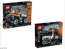 Lego ® Technic Set Mercedes 8110 + 42043 Unimog U 400+ AROCS 3245 OVP NEW MISB