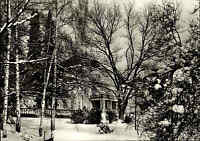 Universität HOHENHEIM Schloss s/w AK ungelaufen Postkarte Ansichtskarte ~1960/70