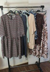 Womens Ladies Clothes Bundle Size 24 Midi Dress Blouse Shirt Top Swimsuit KK6