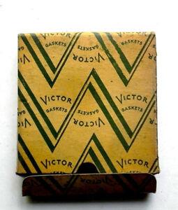 NASH LAFAYETTE 1934-46 Original Vintage Box VICTOR GASKETS (7) Thermostat Body