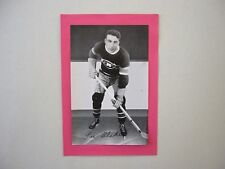 1934/43 BEEHIVE CORN SYRUP GROUP 1 NHL HOCKEY PHOTO TOE BLAKE SHARP+ BEE HIVE