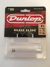 Jim Dunlop Medium templado cristal Flare guitarra Slide