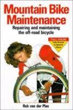 Mountain Bike Maintenance and Repair: Repairing and Maintaining the Off-Road Bi