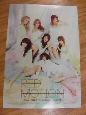 AOA - RED MOTION [ORIGINAL POSTER] K-POP