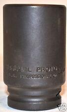 "NOS Proto USA mechanic PRO 3/4"" DR 6-PT 32mm DEEP IMPACT SOCKET #07532ML"
