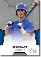 2013 Rize Draft Baseball Rize of the Prodigy 3 Kris Bryant RC