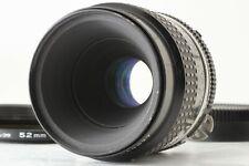 [Exc+4] Nikon Ai-S Nikkor 55mm F2.8 Micro Macro Obiettivo per messa a fuoco manuale dal Giappone 697