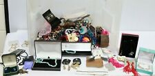 HUGE 7.5KG Job Lot Costume Jewellery Necklaces Bracelets Brooches Rings  -203