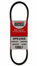 BANDO 6PK1065 Serpentine Belt-Rib Ace Precision Engineered V-Ribbed Belt
