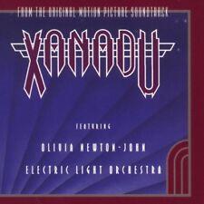 Xanadu [Soundtrack] Electric Light Orchestra / Olivia Newton John (CD, 1998) NEW