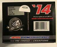 2014  #4  KEVIN HARVICK  JIMMY JOHNS  - 1/24th SCALE  #4235