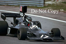 Jean-Pierre Jarier Shadow DN3 F1 Season 1974 Photograph 4