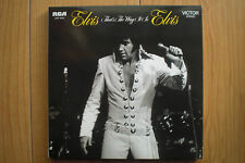 "Elvis Presley - Thats the Way it is 2 CD FTD, 7"" Deluxe Digipack"