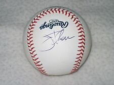 JIM THOME SIGNED AUTOGRAPHED MLB SELIG BASEBALL WHITE SOX PHILLIES INDIANS #2