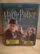 BLU-RAY HARRY POTTER IL PRINCIPE MEZZOSANGUE