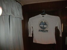 Timberland t-shirt long sleeve color white with BIG LOGO size XXL/TTG BRAND NEW