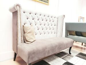 Chesterfield sofa for restaurants, bars, barber shops.More in different colours4