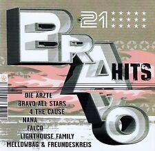 BRAVO HITS 21 / 2 CD-SET - TOP-ZUSTAND