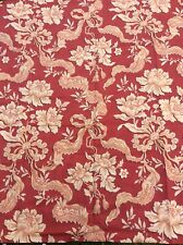 Vintage Osborne and Little 3 Yards ' Pellinore' design  from 1991 Furnishing