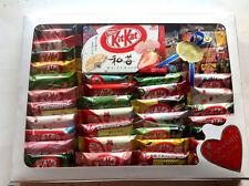 Japanese kitkats kitkat nestles TIROL 50P melon sake ginger chocolates candies