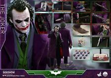 Hot Toys Batman The Dark Knight JOKER 1/4 QS010 Scale Heath Ledger TDKTJ903126