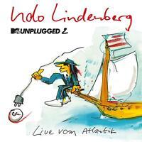 UDO LINDENBERG - MTV UNPLUGGED 2-LIVE VOM ATLANTIK BLU-RAY+2CD NEW+