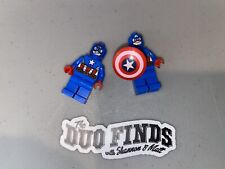 Lego Marvel Heroes Captain America Minifigures Lot